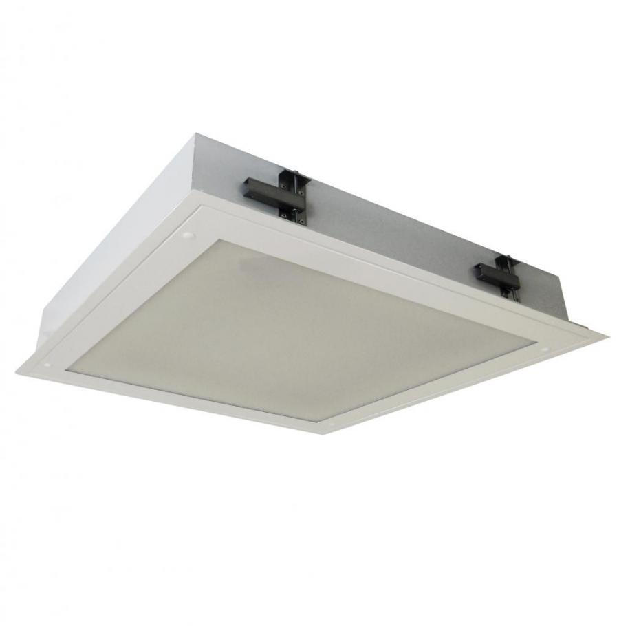 Front Access Recessed Luminaires